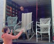 BrownJordanRepair.com - Mesh Sling Replacement On Outdoor Furniture Willow Grove, PA